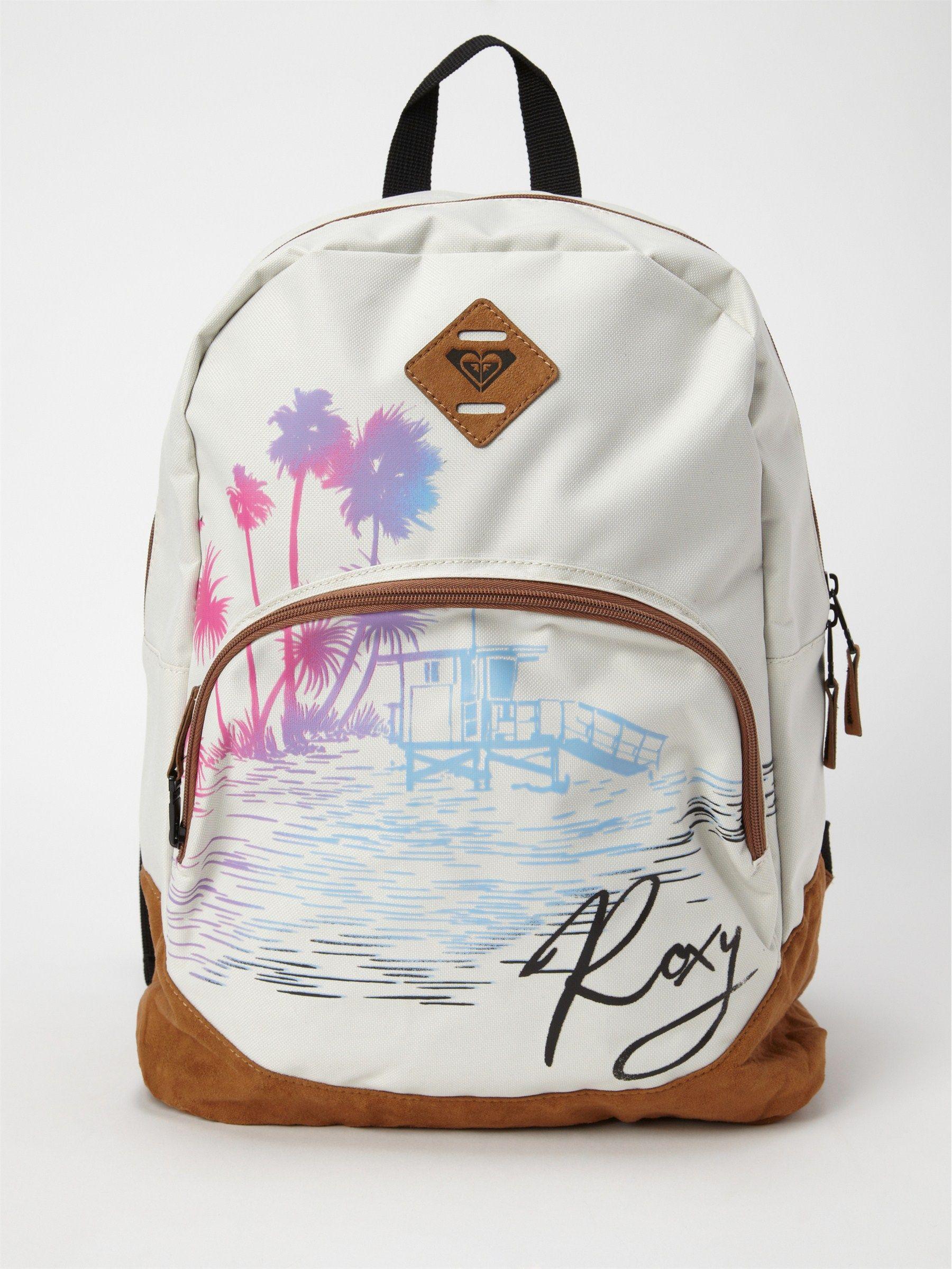 792041930c3 Fairness Backpack | Accessories | Pinterest | Backpacks, Roxy ...