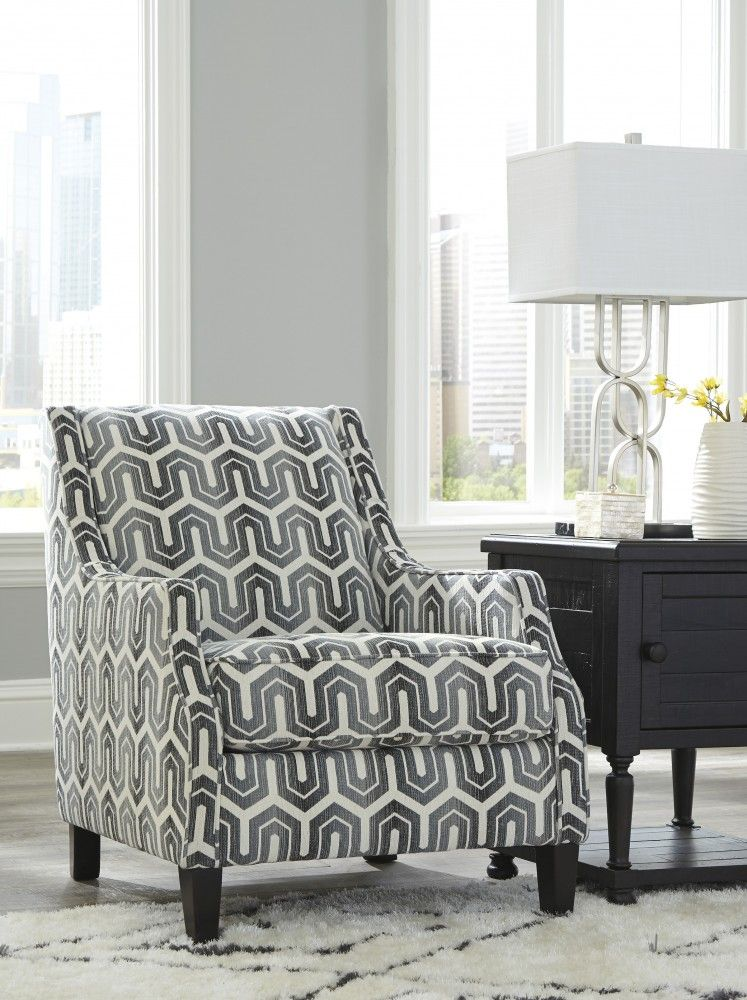 Gilmer Gunmetal Accent Chair Accent Chairs Furniture Home