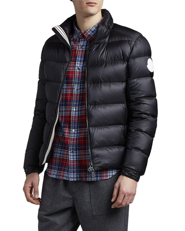 Moncler Men S Soreiller Down Filed Puffer Jacket Neiman Marcus Jackets Mens Winter Fashion Jacket Outfits [ 1500 x 1200 Pixel ]