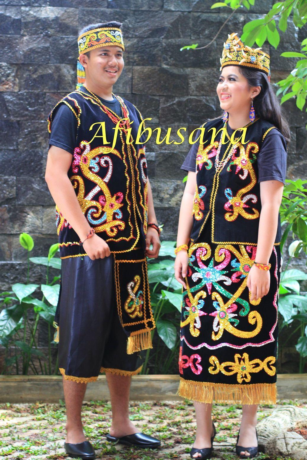 Pakaian Adat Papua Adalah