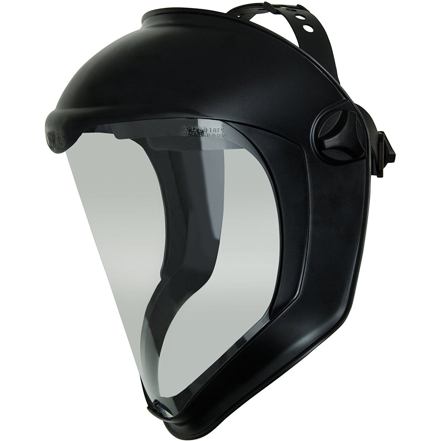 Uvex Bionic Face Shield with Clear Polycarbonate Visor