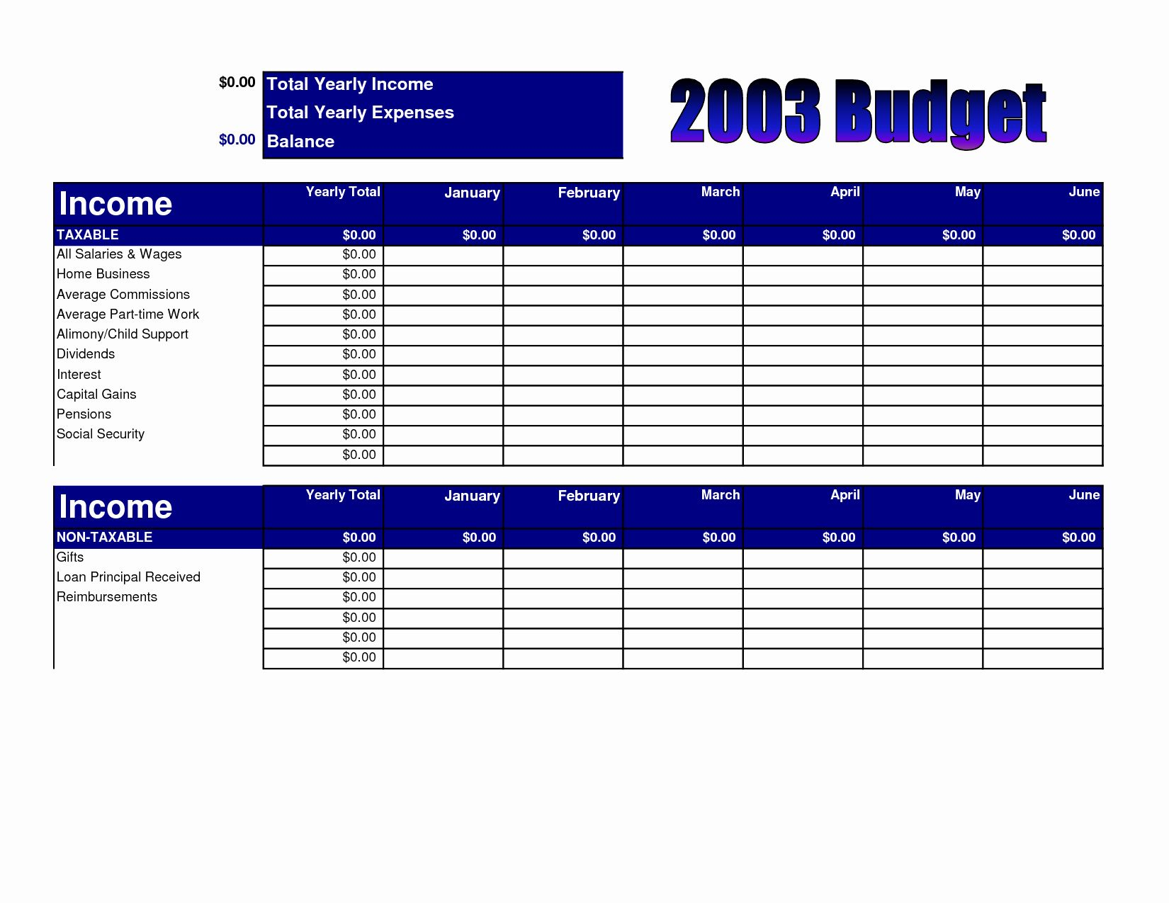 Ministry Budget Template Elegant Best S Of Church Bud