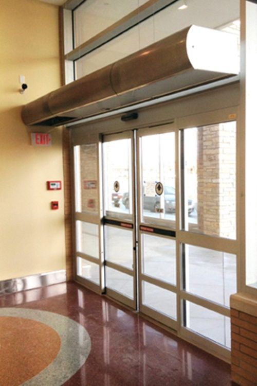 Air Curtains With Magnetic Technology With Images Cool