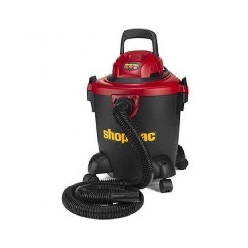 Wet Dry Shop Vac Home Garage 5 Gallon 2HP Shop Tools ...