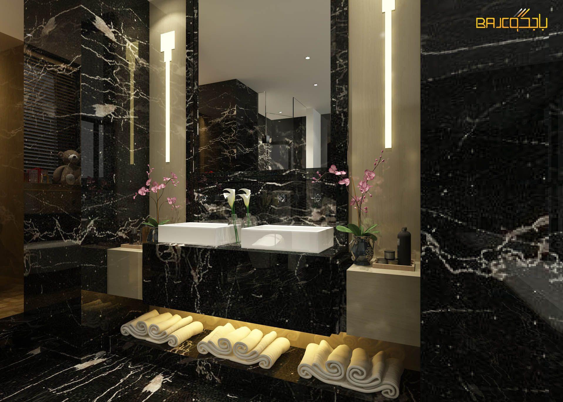 مغسلةرخام اسباني Lighted Bathroom Mirror Home Home Decor
