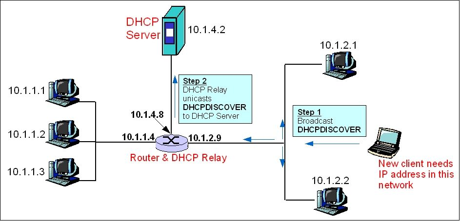 Dynamic Host Configuration Protocol (DHCP) for Assignment of IP ...