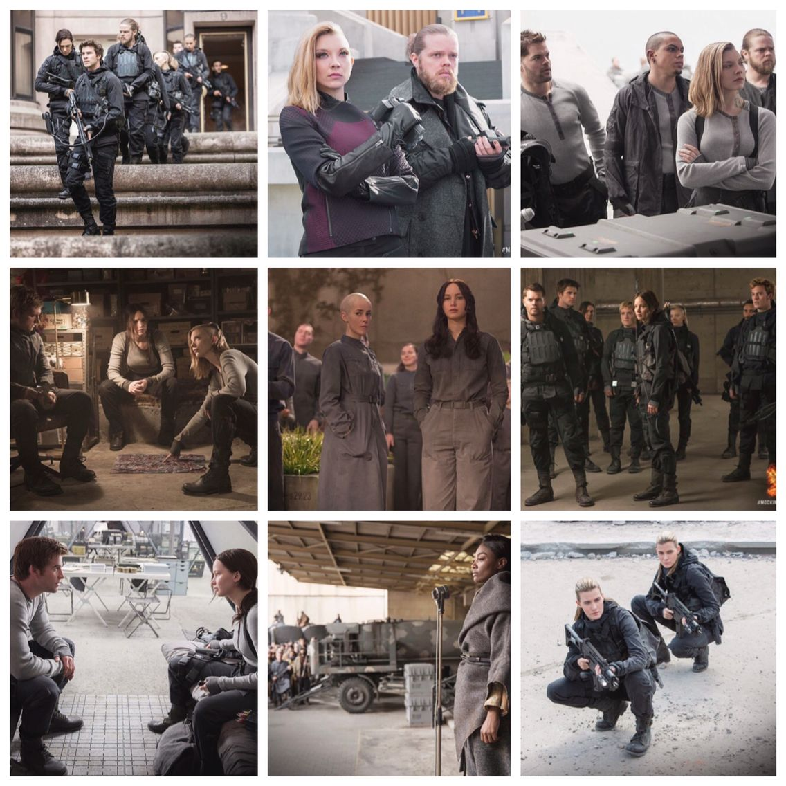 Stills from Mockingjay Part 2! Be sure to get your tickets and watch the tv spots!!!