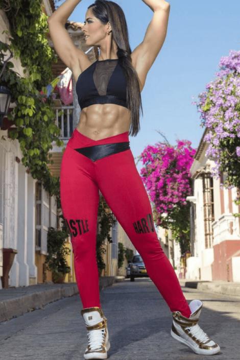 1abc9ae4a80fd MODA FITNESS 2018 roupas de academia femininas confortáveis | Moda & Casa