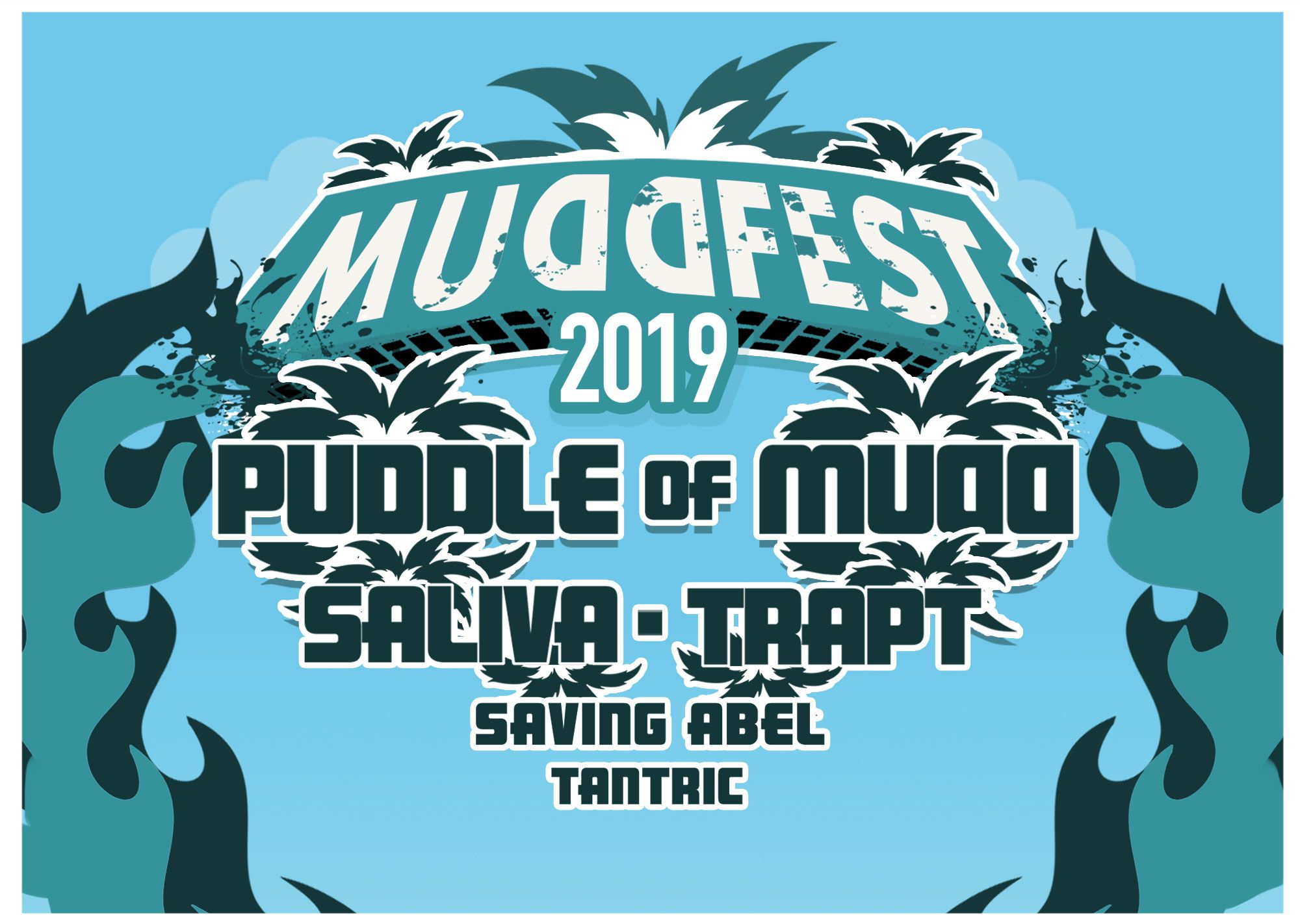 Muddfest 2019: Puddle of Mudd, Saliva, Trapt, Saving Abel