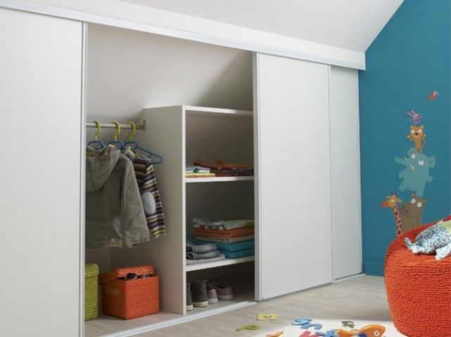 Nos Meilleures Idees Pour Amenager Et Decorer Vos Combles Placard Dachboden Ideen Dachboden Speicher Et Dachboden