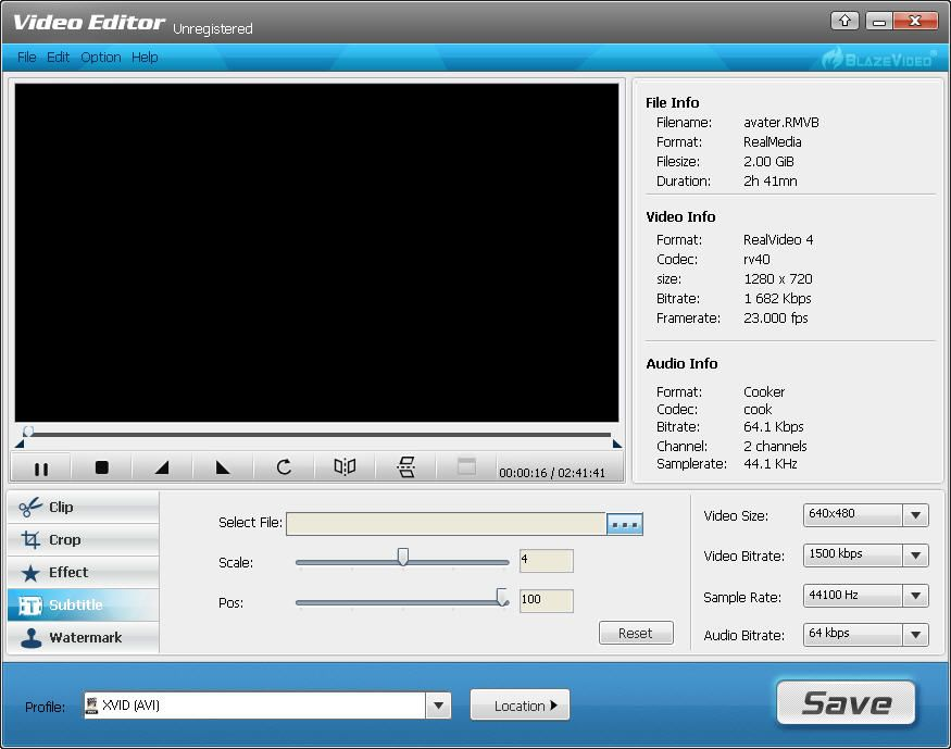 Blazevideo video editor is an easy to use video editing software blazevideo video editor is an easy to use video editing software that allows you ccuart Gallery