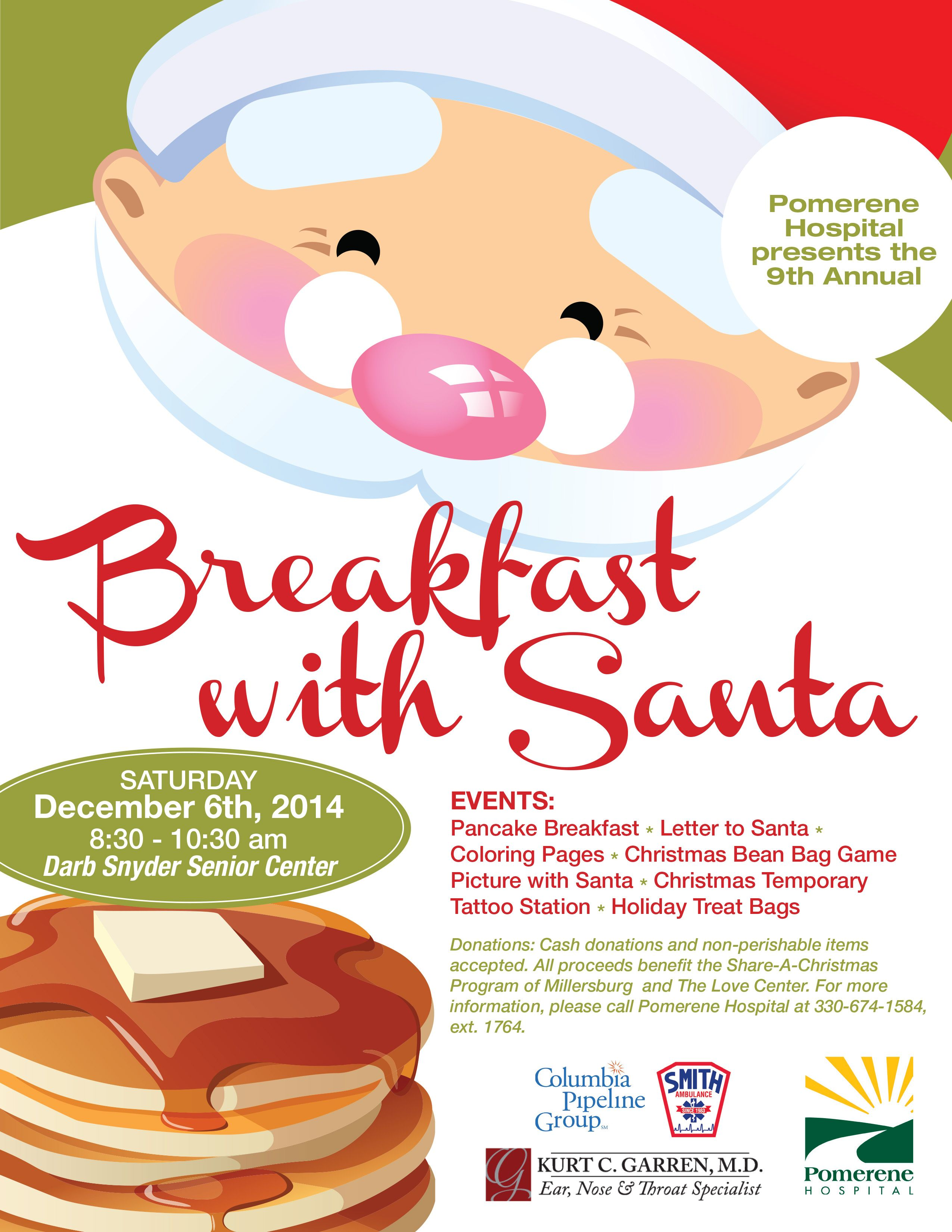 letters to santa fundraiser breakfast with santa breakfast with santa church 18967 | 52b03d63eebb209cd6e7148c18ba7758