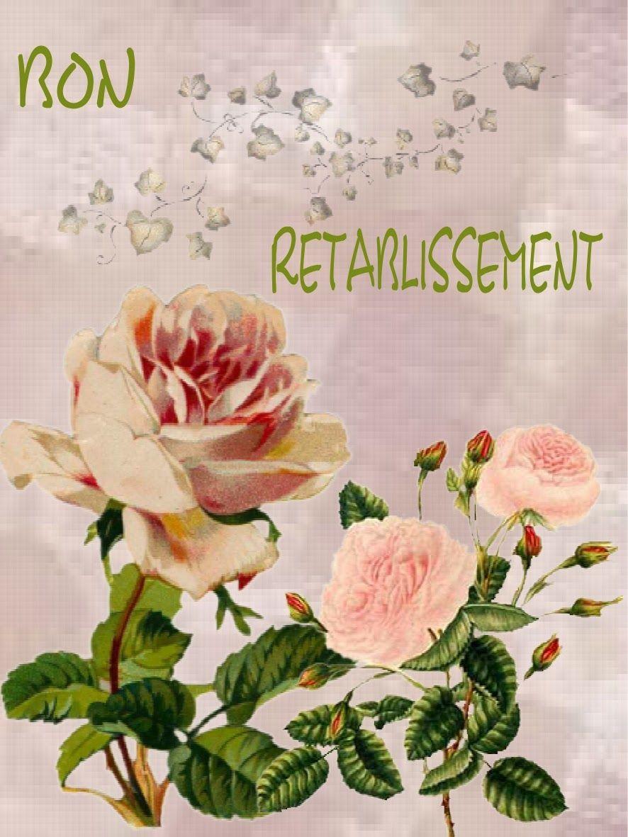 Nirvana Santé Bon Rétablissement Avec Des Fleurs