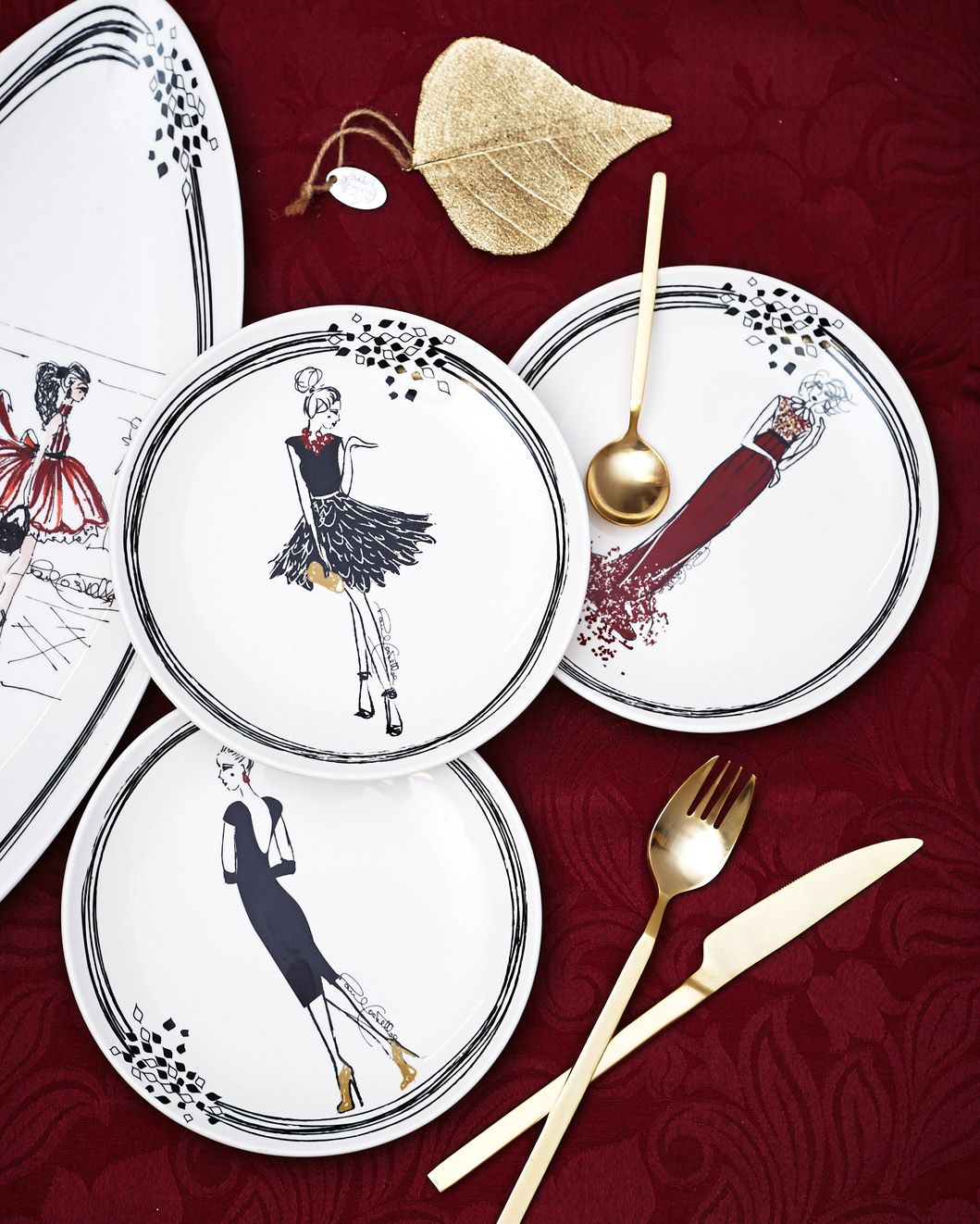 Paul Costelloe Living Lady plates  sc 1 st  Pinterest & Paul Costelloe Living Lady plates | Make Christmas Costelloe | Pinterest