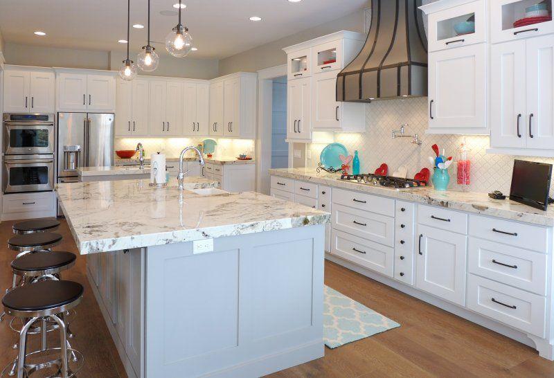Gallery White Granite Countertops Elegant Kitchens Elegant