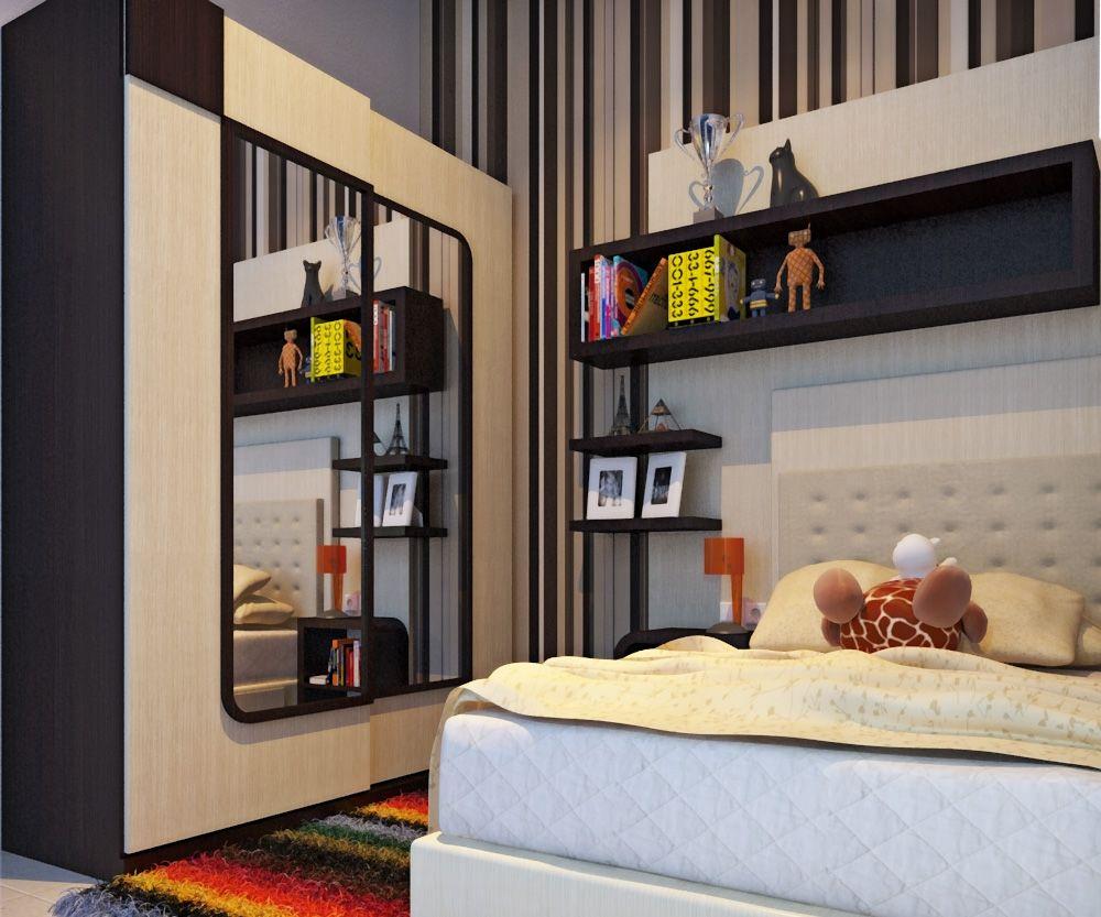Interior Ruang Tamu Banjarmasin Interior Desain Banjarmasin