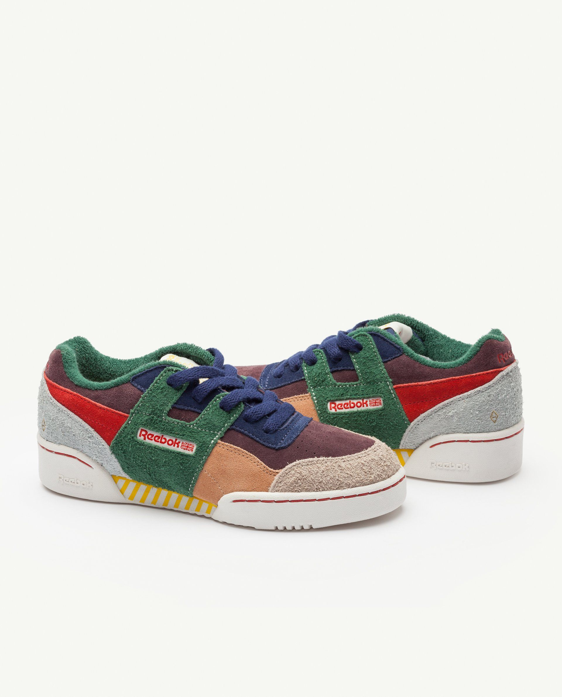 Reebok Classic x The Animals Observatory Workout Plus