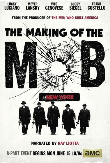 AMC Announces Limited Series Event The Making of the Mob: New York