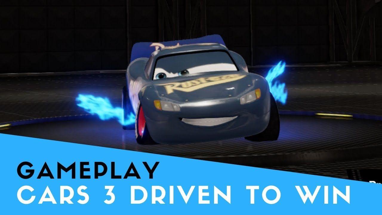 Cars 3 Driven To Win Fabulous Lightning Mcqueen Fireball Beach