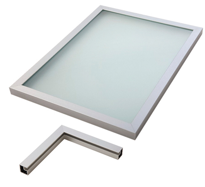 Aluminum Frame Style - BRW Available in Natural Aluminum ...