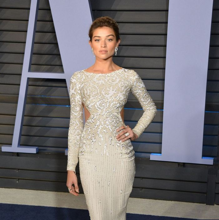 Daniela Lopez Osorio at Vanity Fair Oscar Party in Beverly Hills ...