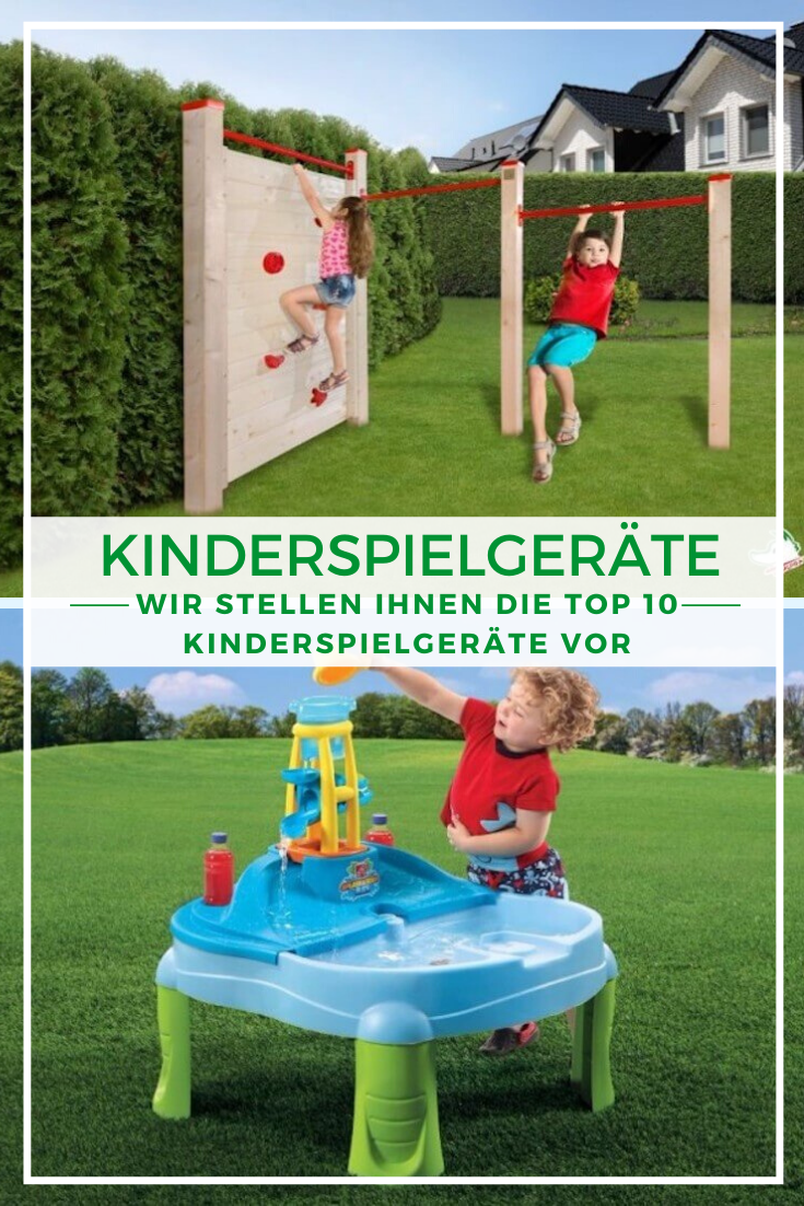 Top 10 Kinderspielgerate Welches Spielgerat Ist Das Richtige Spielgerate Fur Den Garten Spielgerat Spielgerust Garten