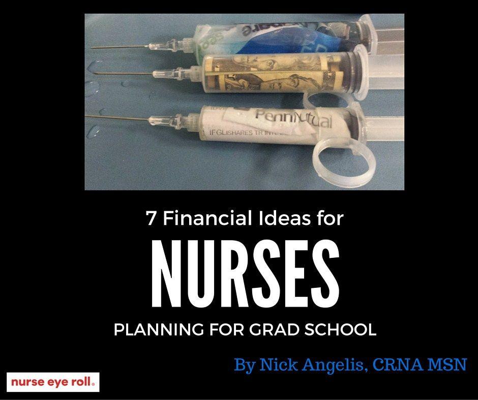 Financial planning for NURSES!