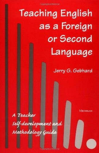 Teaching English As A Foreign Or Second Language A Teacher Self Development And Methodology Guide 30 Self Development Books Teaching English Self Development