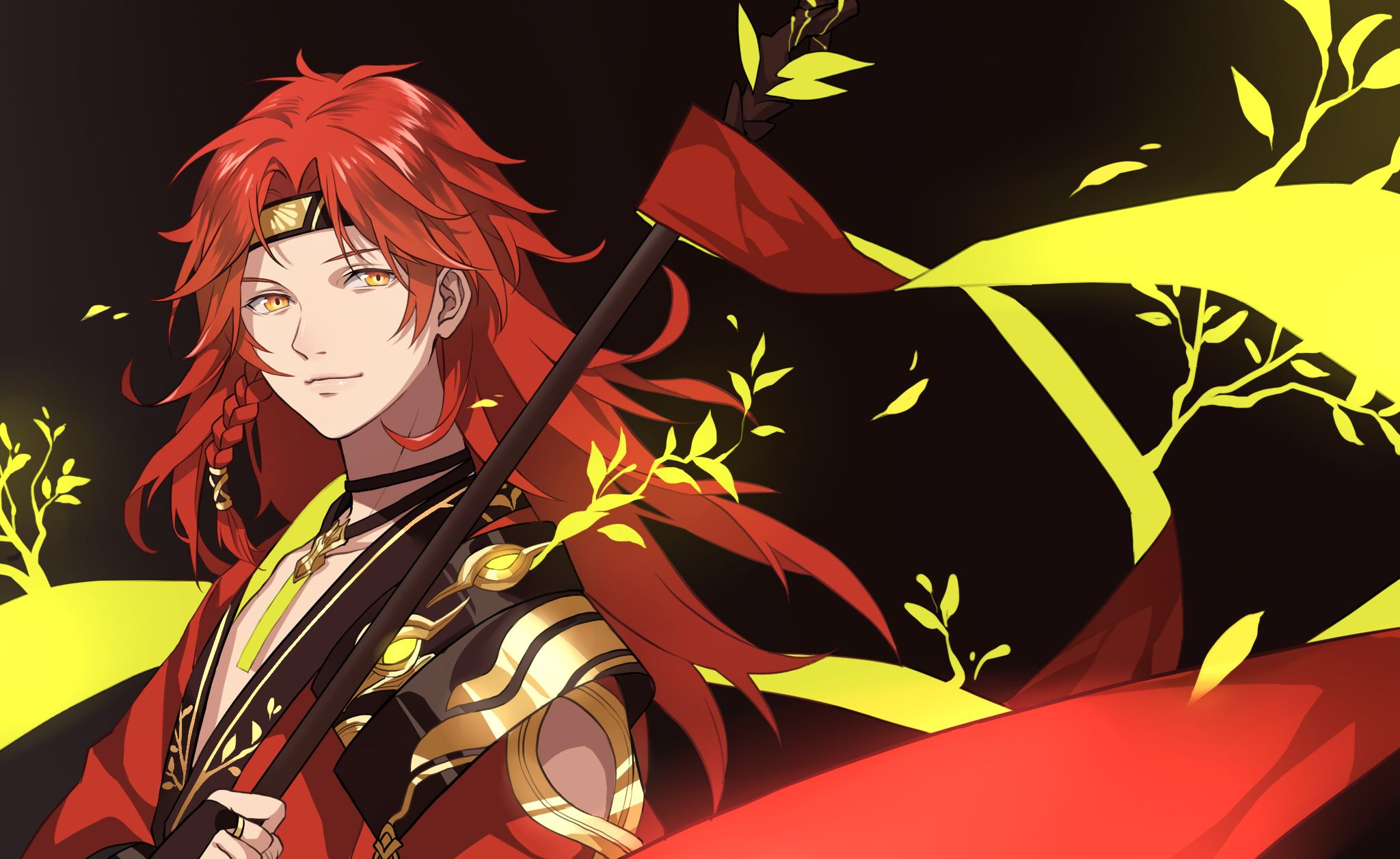 Image Result For Honkai Impact 3rd Homu Red Anime Redhead Anime Anime Boy