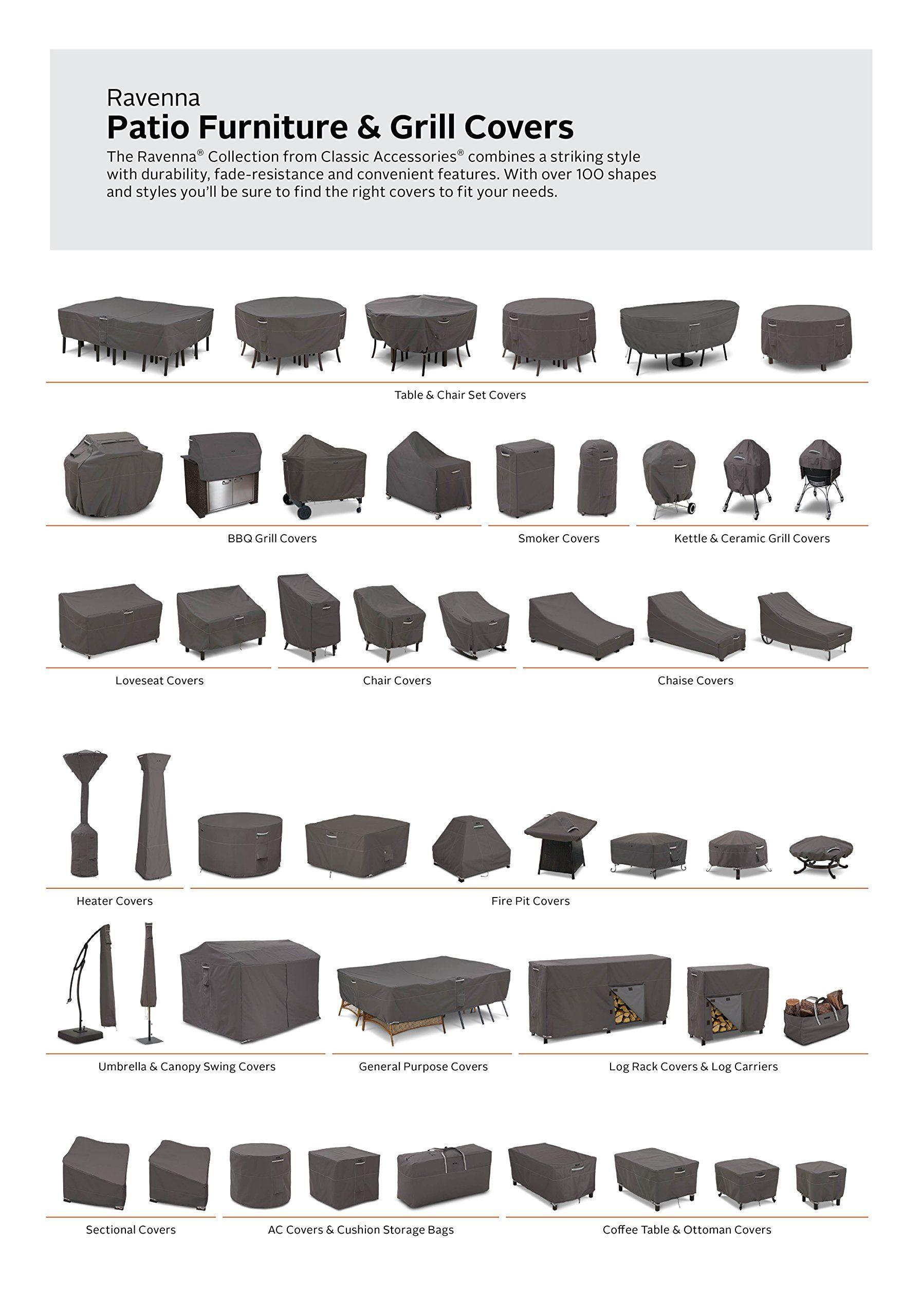 Classic Accessories Ravenna Patio Bench Cover Premium Outdoor