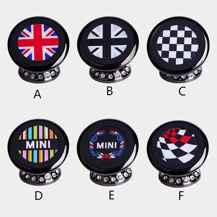 Union Jack Uk Flag Racing Check Bling Cell Phone