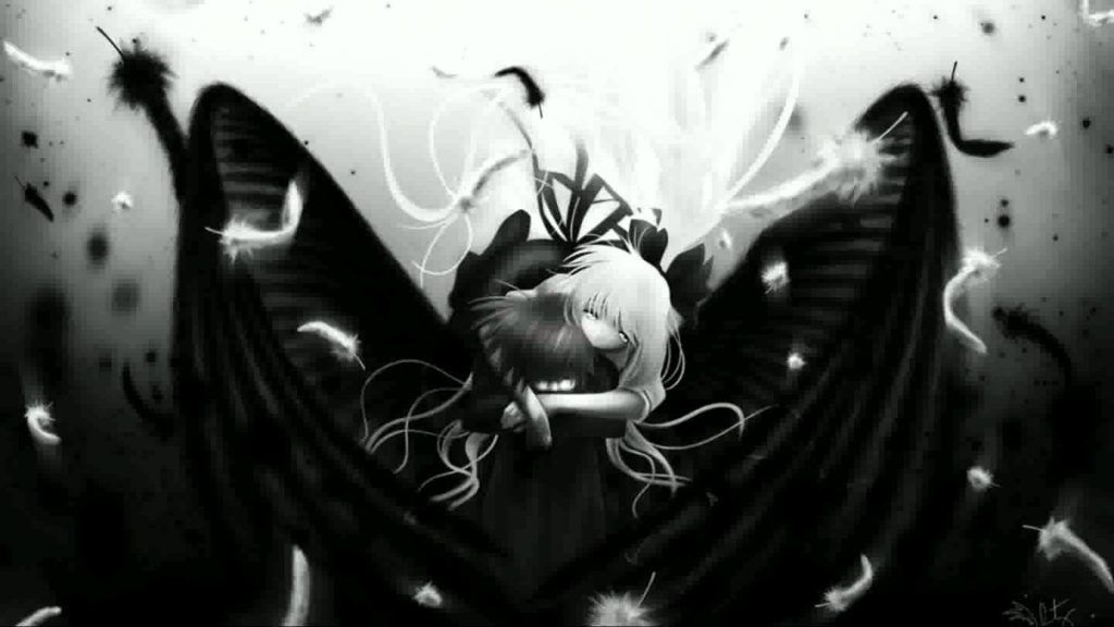 Dark Angel Wallpapers 57 New Graphics Wallpaper Dark Angel Wallpaper Angel Wallpaper Anime Dark angel anime wallpaper