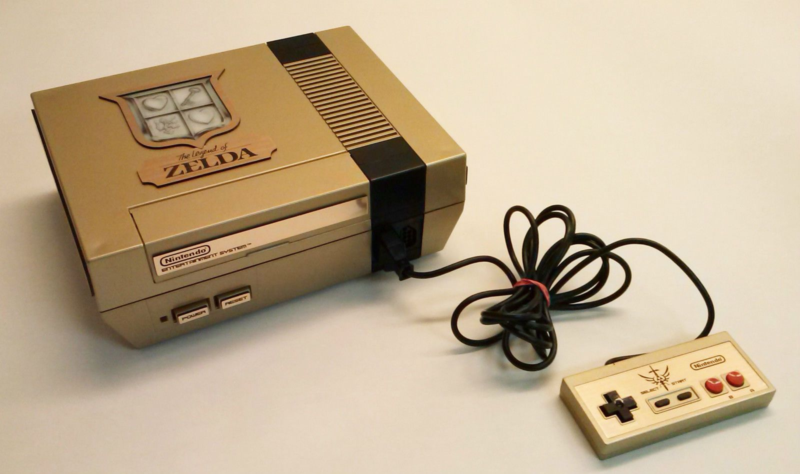 Custom NES Nintendo Custom The Legend of Zelda | eBay | loz