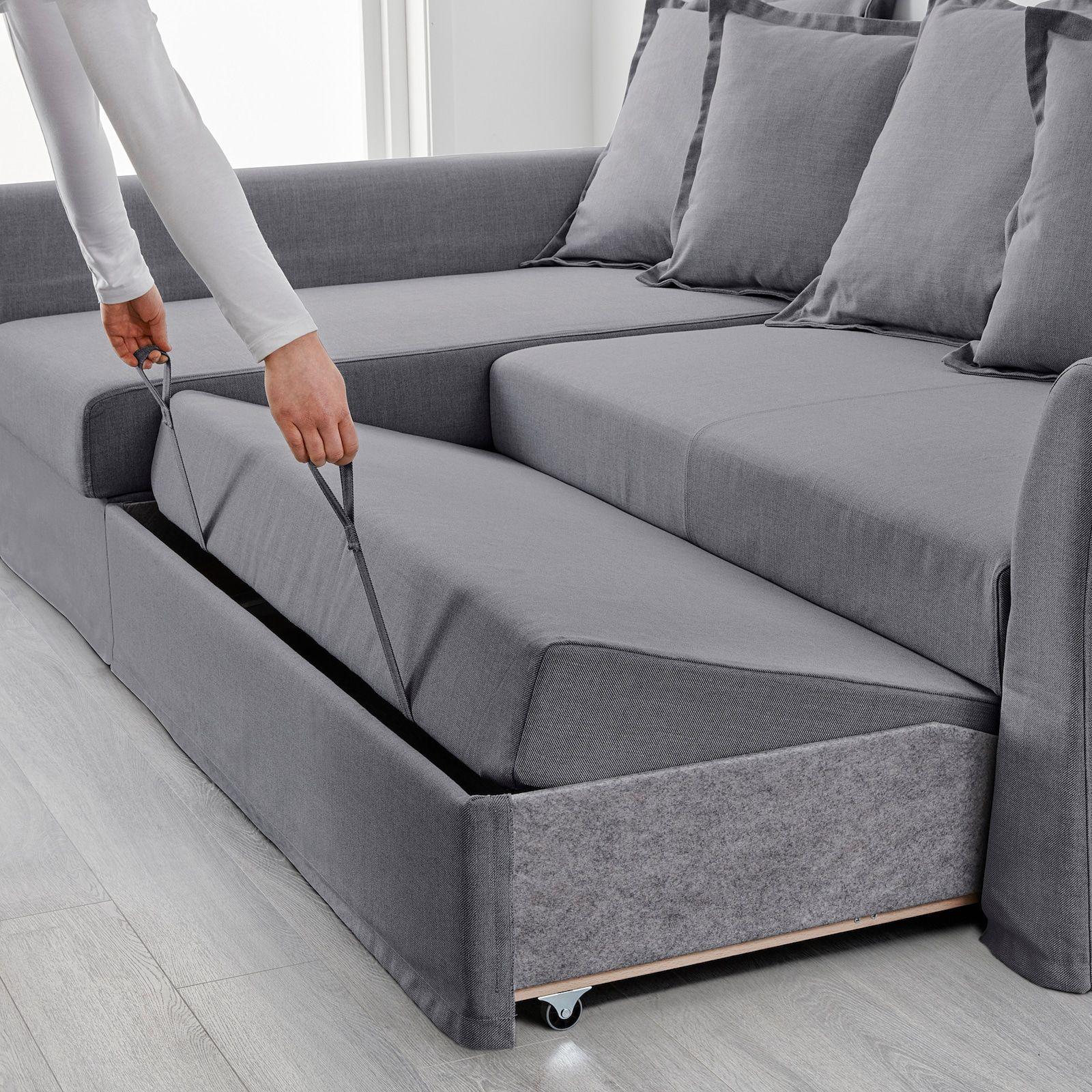 ikea holmsund corner sofa bed