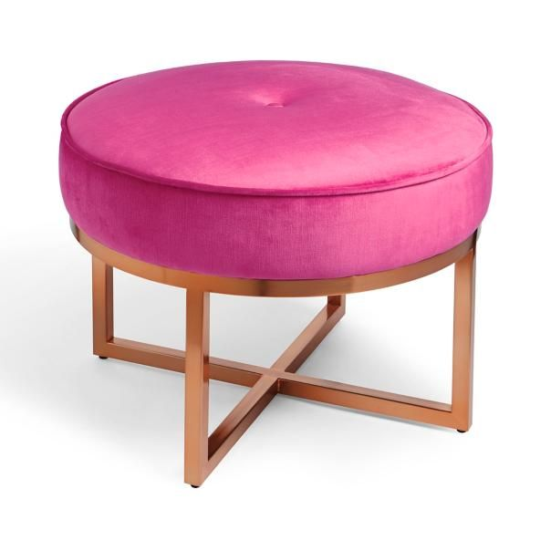 Now 40% OFF of $70! Rosie Ottoman at Grandin Road! | Guest bedroom ...
