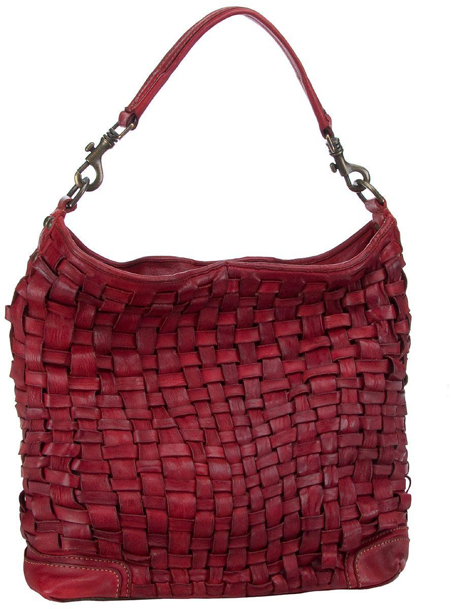 Veschlungen romantisches Netzgeflecht aus hochwertigem Leder, das ist Piave Handtasche von Campomaggi. Liebevolle Beschläge und Standfüße ergänzen die wunderschöne Tasche zu einem Gesamtkunstwerk. Wir lieben Campomaggi.