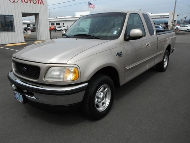 1998 Ford F150 Truck 3 Doors Light Prairie Tan Cc Met For Sale In Coos Bay Or Http Www Usedcarsgroup Com Coosbay Or 1998 Ford F1 Ford F150 F150 Truck F150