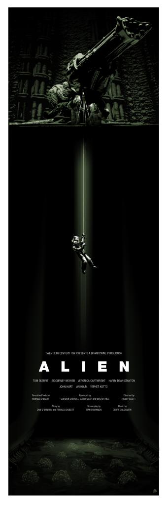 Andrew Swainson Alien Png 341 1024 Movie Artwork Aliens Movie Movie Posters