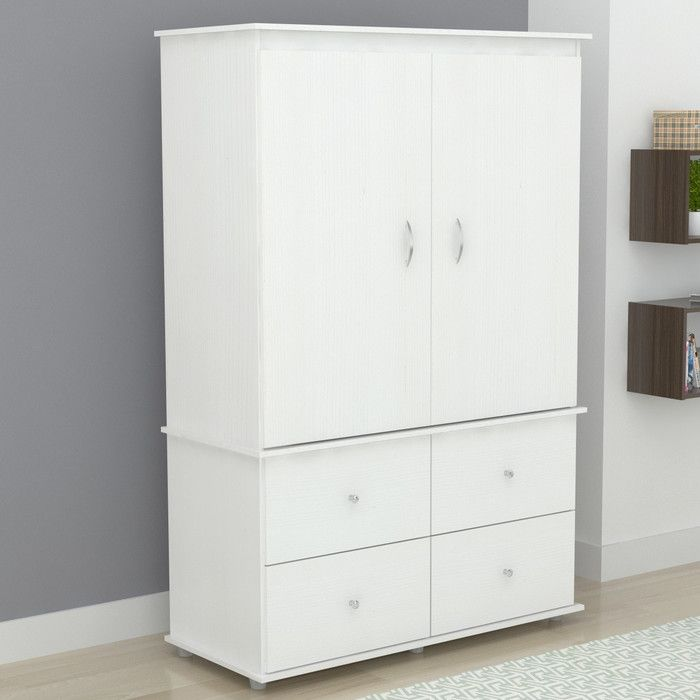 Inval Inval Armoire & Reviews | Wayfair | DANA | Pinterest