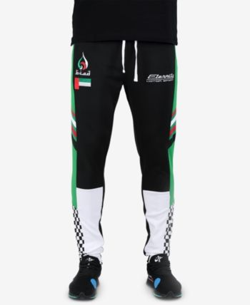 a9cadc0bee Hudson Nyc Men's Dubai Racing Track Pants - Black XXL | Products in ...