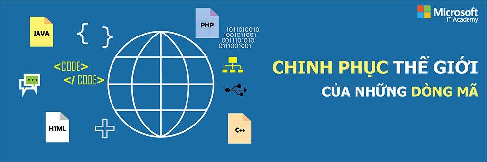 Pin by Học viện CNTT Microsoft Đà Nẵng on Hoc lap trinh Da Nang
