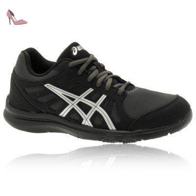 Gel-Zaraca 5, Chaussures de Running Entrainement Homme, Noir (Black/Black), 41.5 EUAsics
