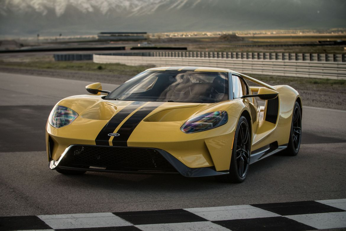 2017 Ford Gt Is The All American Supercar You Ve Been Waiting For Page 15 Roadshow Ford Gt Super Cars Ford