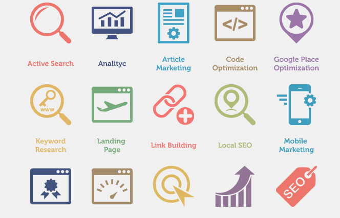 How To Choose The Right Icons Seo Services Marketing Icon Best Seo Services