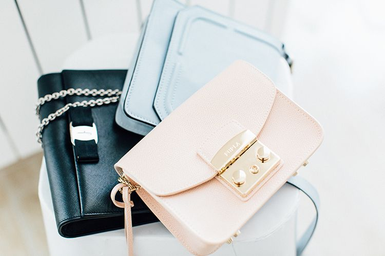 Just a few of Carin's accessory staples