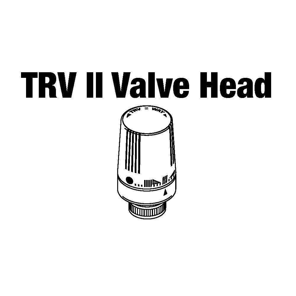 Replacement valve head for 604 TRV II Valve Body and Head