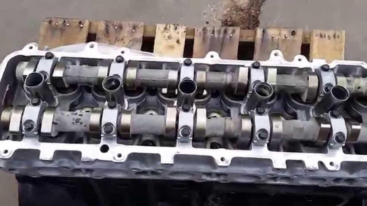 Toyota 1FZ FE rebuilt Japanese engine for Toyota Land