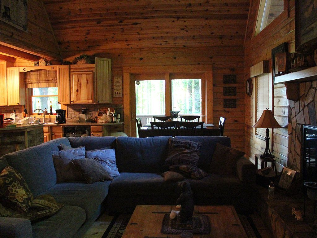 Linville Wilderness Log homes, Home, Spruce pine