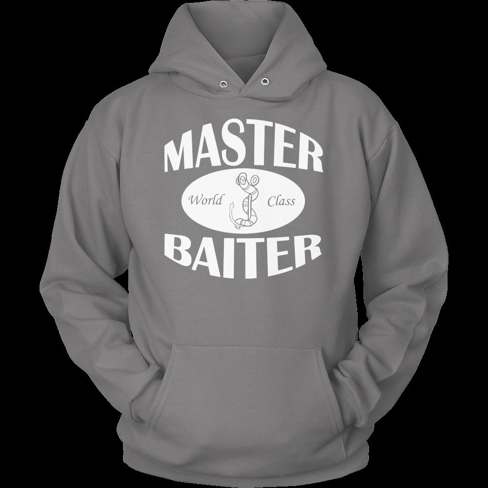 Fishing World Class Master Baiter Hoodie