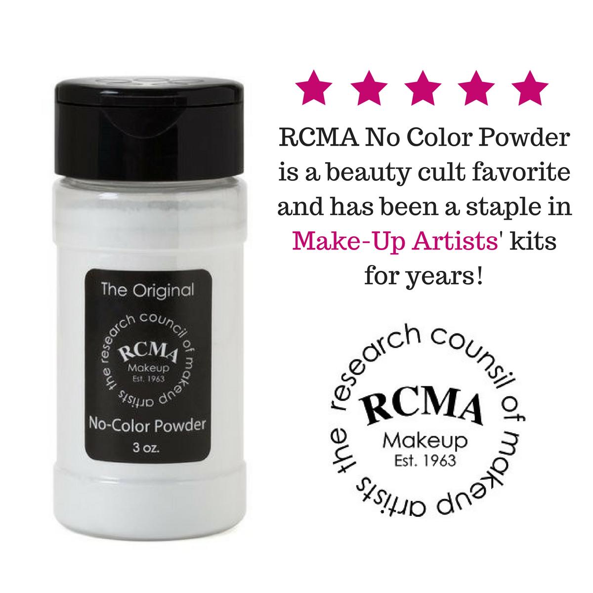 Rcma No Color Powder Color Powder Rcma Makeup Rcma